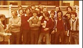 Kingston Polytechnic students, 1978