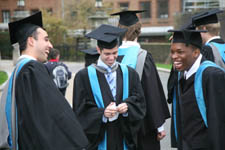 Graduations at Kingston University