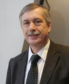 Dr David Mackintosh, Deputy Vice-Chancellor at Kingston University London
