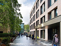Kingston Hill at Kingston University London