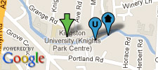 View Knights Park and the Design Museum, London on our Google Maps