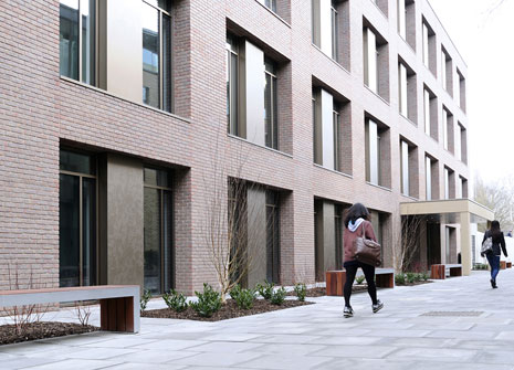 A new Business School building opened at the University's Kingston Hill campus in 2012.