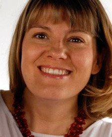 Dr Silvia Gullino, senior lecturer in Spatial Planning at Kingston