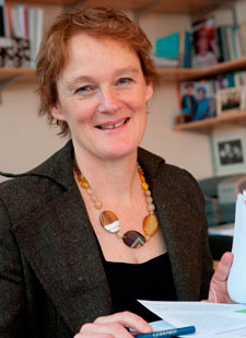 Professor Fiona Ross says adequate staffing levels will be vital in maintaining high standards of care in hospitals.