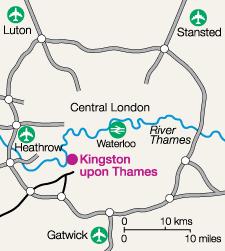 location london: