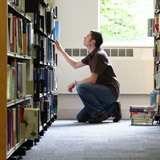 Kingston University's Learning Resources Centres offer books, journals and CD-Roms
