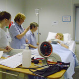 Facilities at Kingston Hill for health and social care students