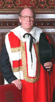 Photo of the late Lord Gladwin of Clee