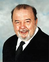 Photo of Sir Peter Hall