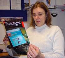 Photo of Dr Jess Prior.