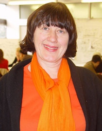 Photo of Professor Catherine McDermott.
