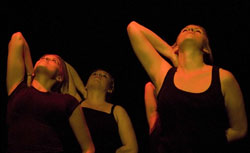 The Kingston University Dance Show is set to become an annual event.