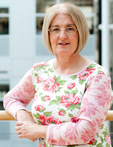 Sally Brearley has worked with Kingston University and St George's University of London's joint Faculty of Health and Social Care Sciences for 10 years.