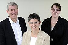 David Stokes, Martha Mador, Yuliana Topazly