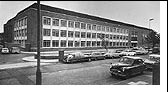 Kingston College of Technology, Penrhyn Road campus, c.1967 Photo credit: Kingston Museum & Heritage Service