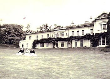 Coombehurst grounds and building,1957
