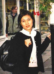 Photo of Yan Huang