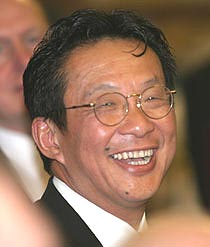 Photo of Francis Yeoh.
