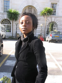 Kingston University architecture student Susan Abaniwo has  been awarded a bursary from the Stephen Lawrence Charitable Trust.