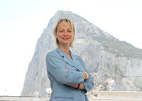 Dr Karen Norman, Director of Nursing and Patient Services for the Gibraltar Health Authority, believes tapping into teaching excellence from Kingston University and St George's University of London will help enhance patient care. (Picture: Nursing Standard)