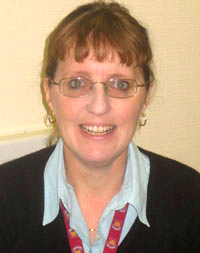 Elizabeth Lawrence, project manager of the Kingston University-based Vocational Progression Scheme.